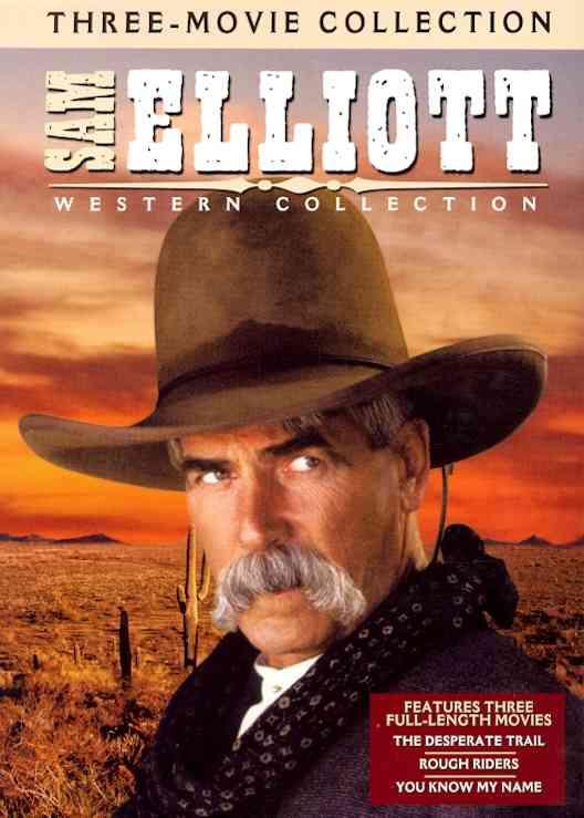 SAM ELLIOTT WESTERNS COLLECTION BY ELLIOTT,SAM (DVD)