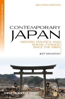 Contemporary Japan By Kingston, Jeff